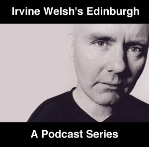 Irvine Welsh's Edinburgh-cover